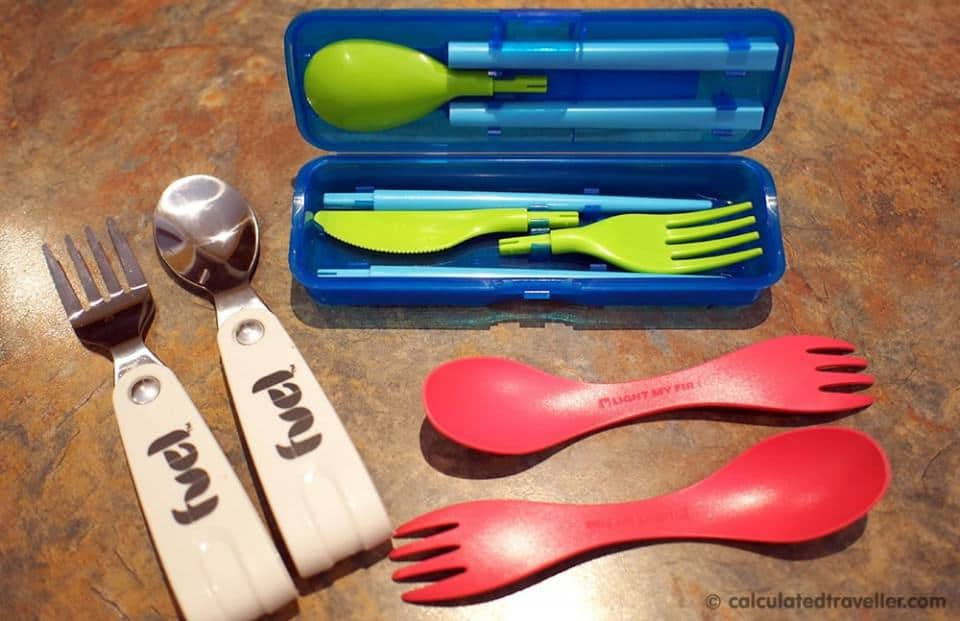 Pack This! Eating and Drinking on the Road - Cutlery