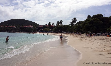 Avoid the Cruise Ship Crowds at Sapphire Beach, St Thomas USVI
