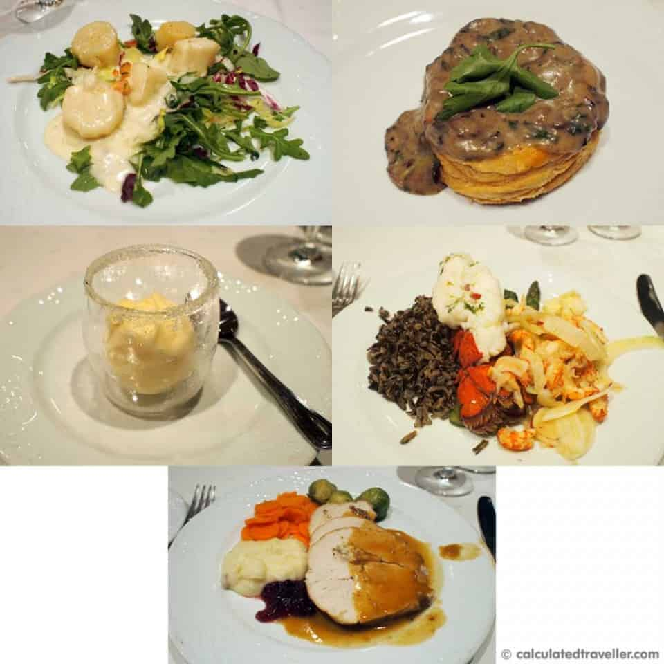 MSC Divina Cruise Ship Dining Review – An Update  - Day 6