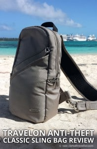 Review: Travelon Classic Sling Shot Bag by Calculated Traveller