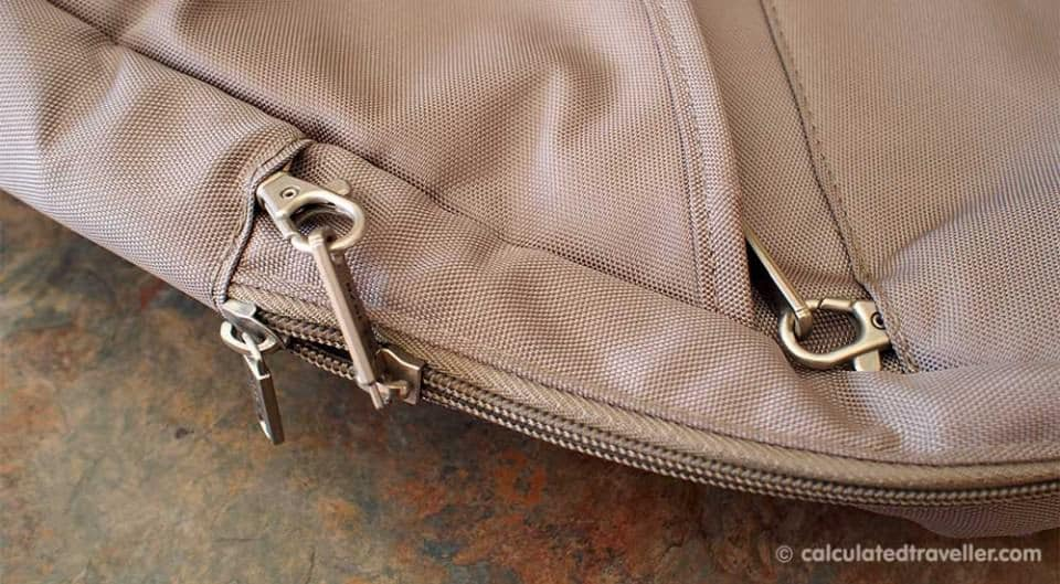 Travelon Reviews - Classic Anti-theft Sling Bag