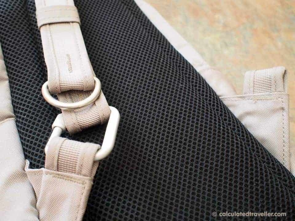Travelon Classic Anti-theft Sling Bag Strap