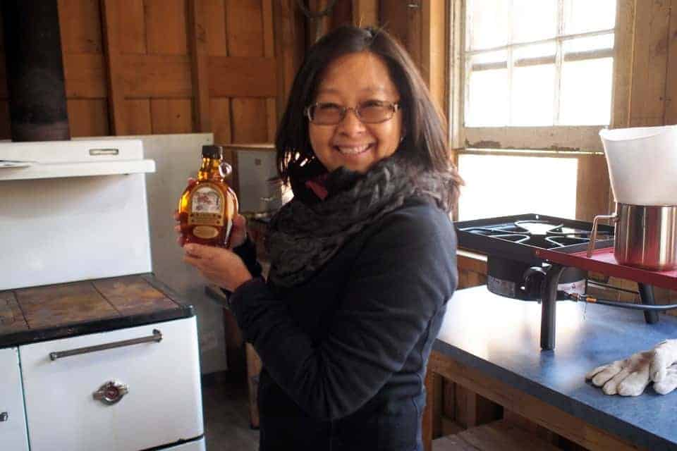 A Maple Syrup Experience at Deakins Mountainview B&B by Calculated Traveller