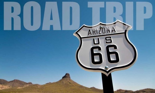 An Arizona Road Trip Adventure along Route 66