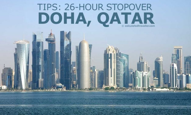 Tips for a 26-Hour Stopover in Doha, Qatar
