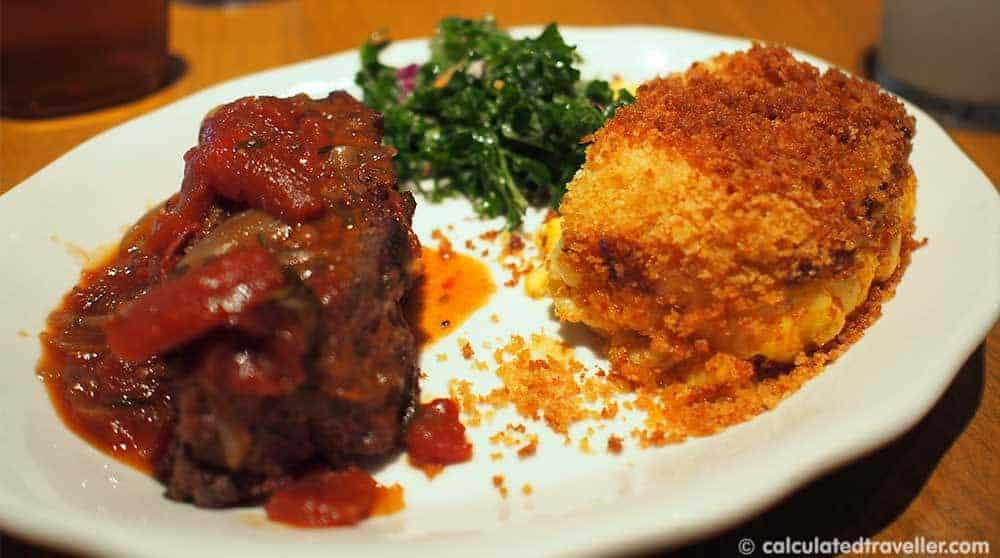 Tupelo Honey Cafe - The Market Common, Myrtle Beach, SC - Meatloaf