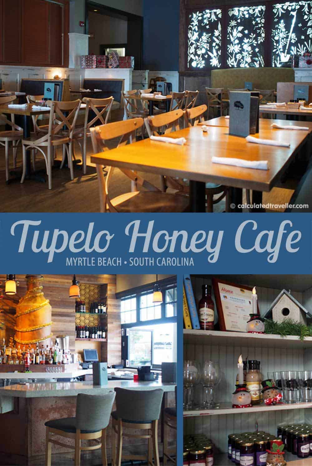 Tupelo Honey Cafe - The Market Common, Myrtle Beach, SC by Calculated Traveller