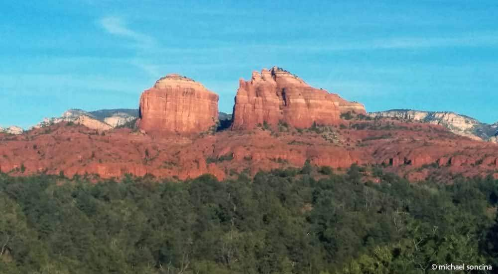 An Arizona Road Trip Adventure along Route 66 - Red Rocks of Sedona