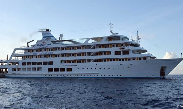 Sailing Fiji on Captain Cook's Reef Endeavour – The Ultimate in Small Ship Cruising