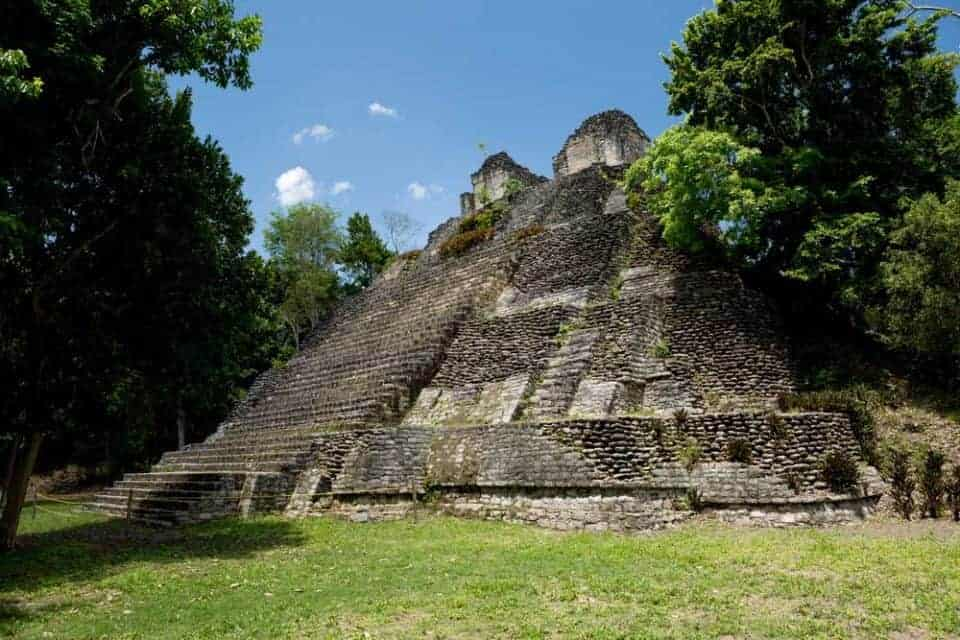 3 very different adventures in Mahahual, Costa Maya, Mexico - Dzibanche Mayan Ruins