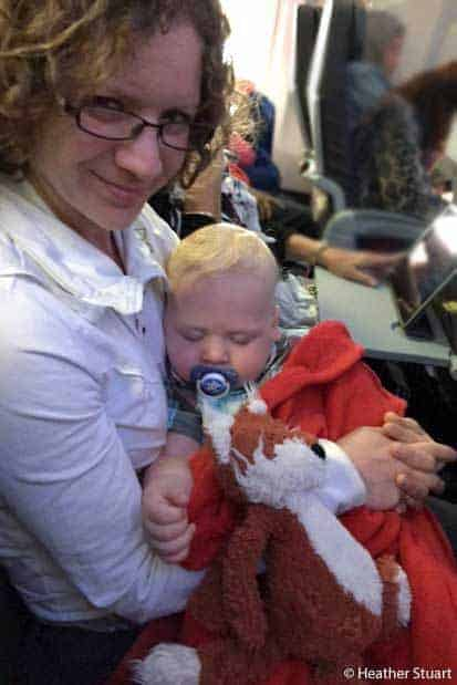 Top 10 Tips for Flying With a Toddler by Calculated Traveller