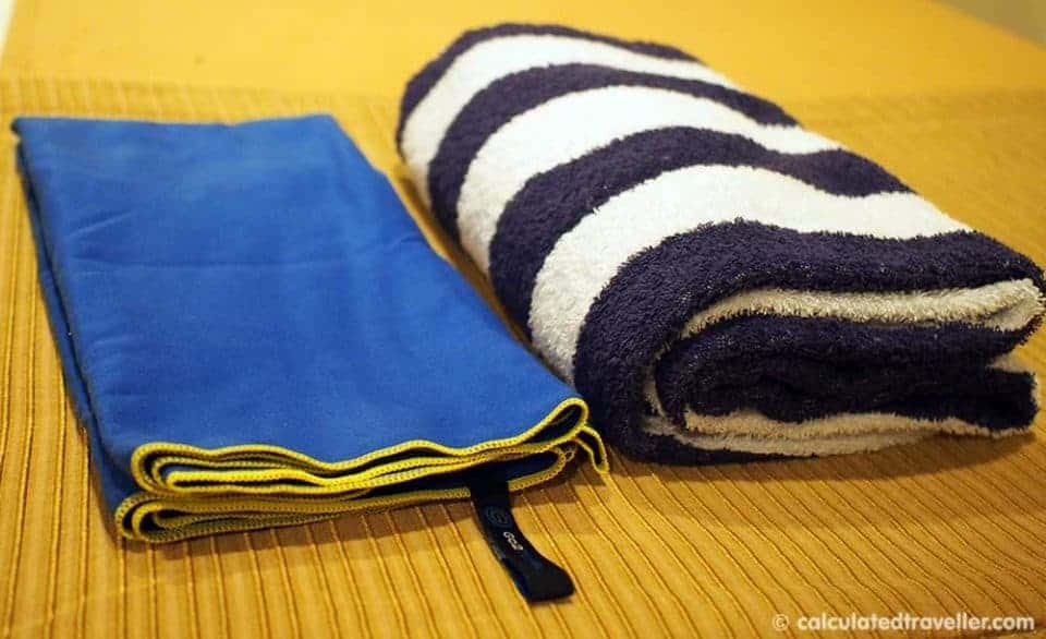 Review: Go2 Travel Towel – A Travel-Friendly Towel