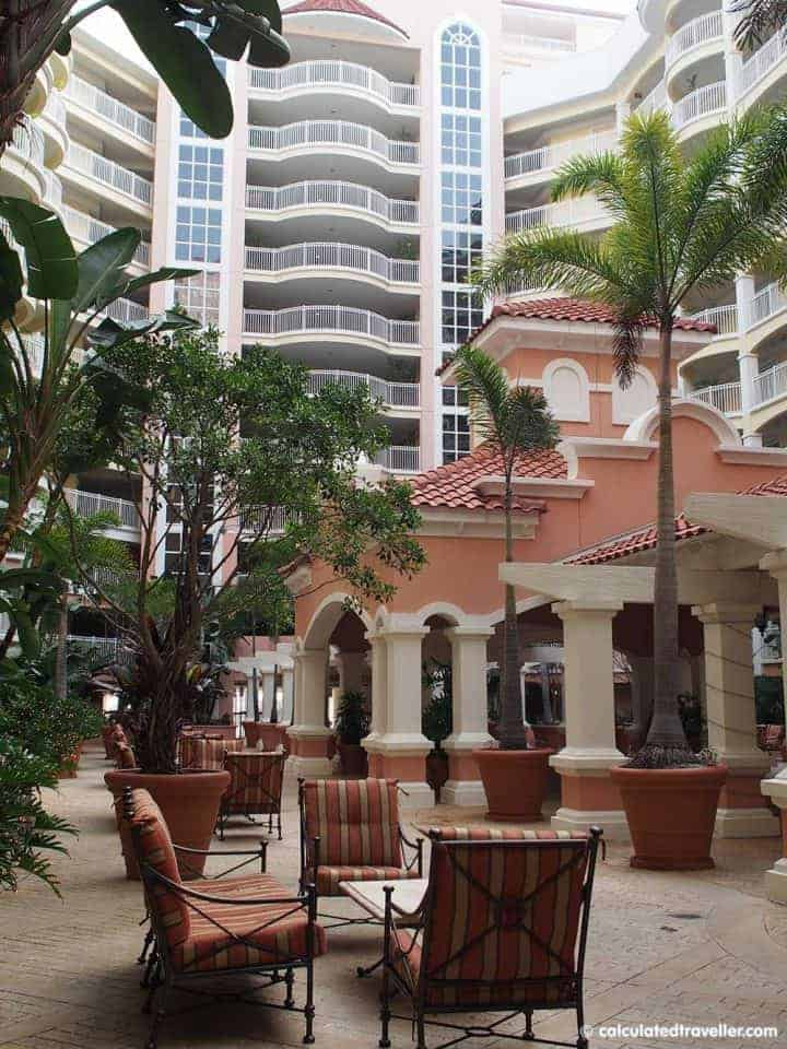 Quiet Luxury at Hammock Beach Resort, Palm Coast Florida. A review by Calculated Traveller.