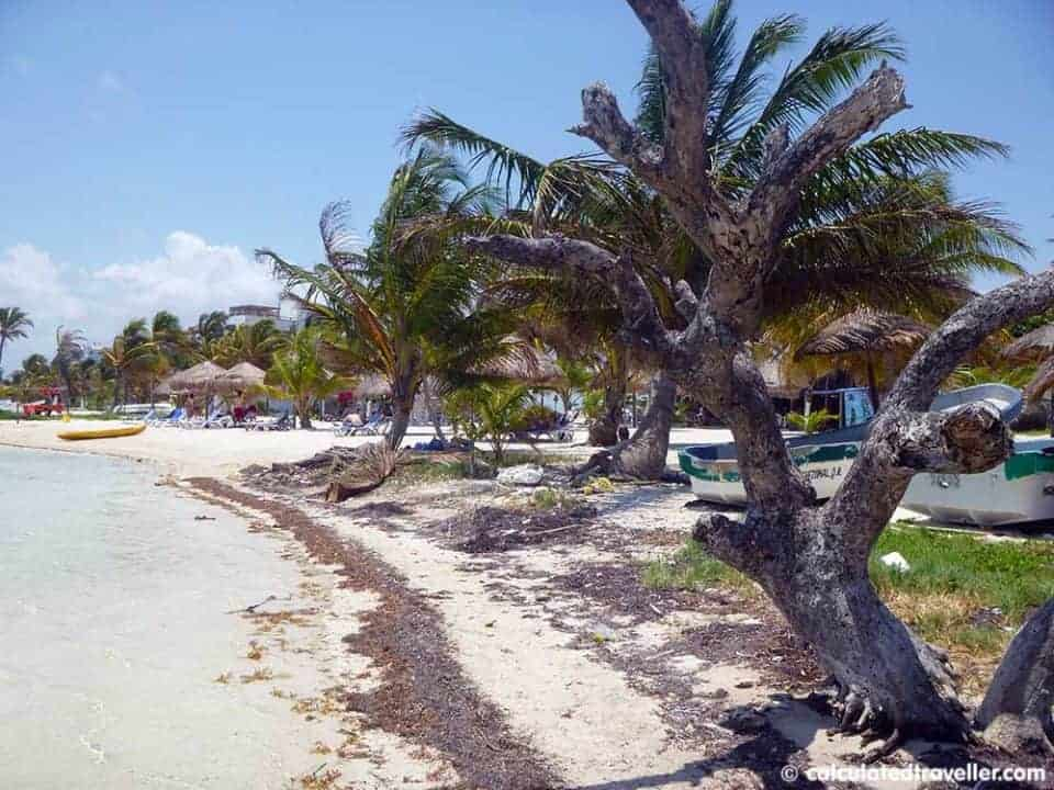 3 very different adventures in Mahahual Beach Costa Maya, Mexico - Mahahual Fisherman's Village - Nohock Kay
