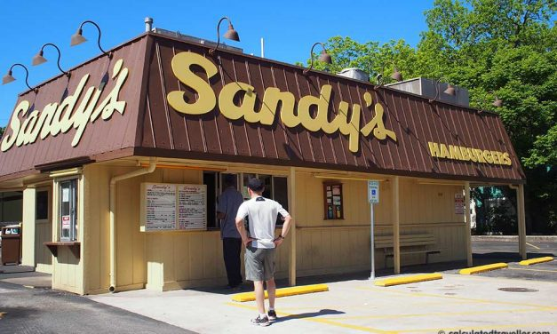 The Truth about Sandy's Burgers Austin Texas