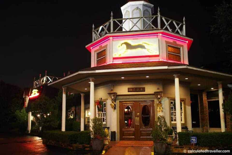 Fine Dining Thoroughbreds Restaurant, Myrtle Beach SC