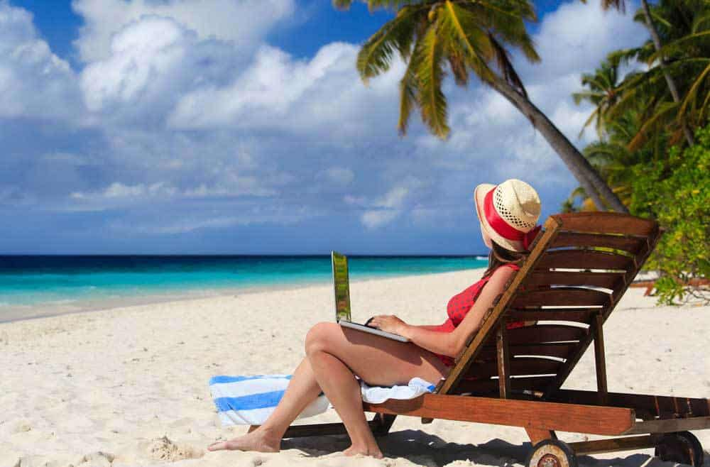 Tips for a Working (and NOT Working) Vacation