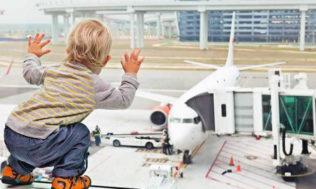 Top 10 Tips for Flying With a Toddler