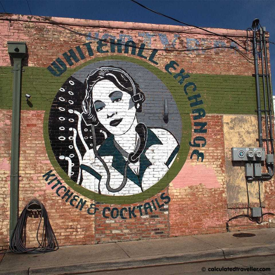 Street Art Photo Essay of Deep Ellum Dallas, Texas - Bishop Arts District