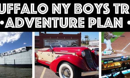 Buffalo NY Boys Trip Adventure Plan