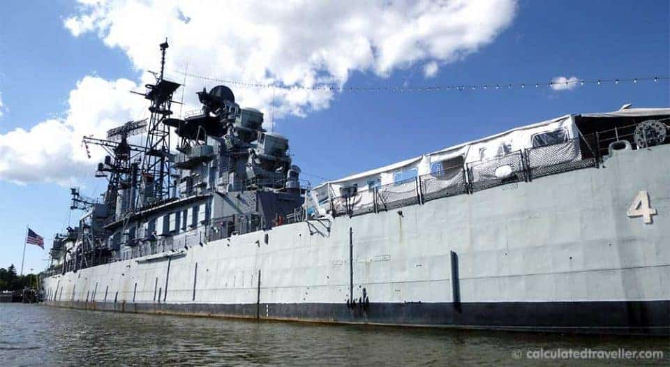 Buffalo NY Boys Trip Adventure Plan - Buffalo & Erie County Naval & Military Park