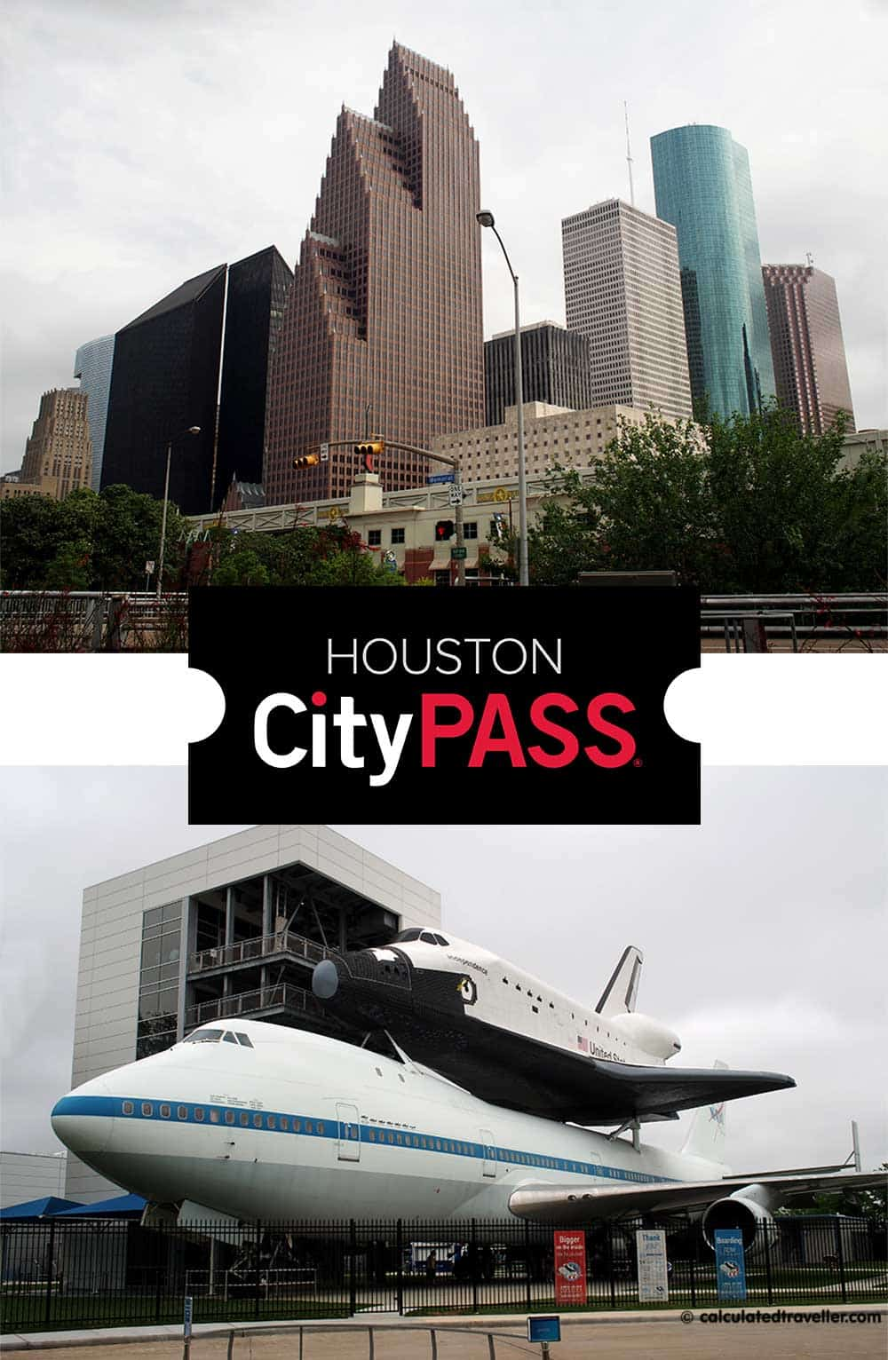 CityPASS Houston Texas - The Best Way to Tour Houston Texas by Calculated Traveller
