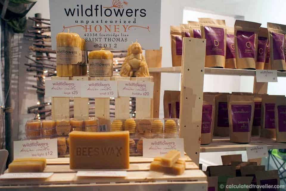 Local Fare Delights at Ontario's Southwest City Fare 2016 - Wildflowers Tea