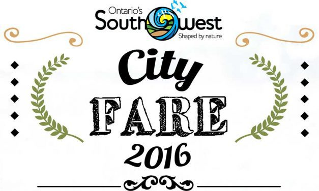 Local Fare Delights at Ontario's Southwest City Fare 2016