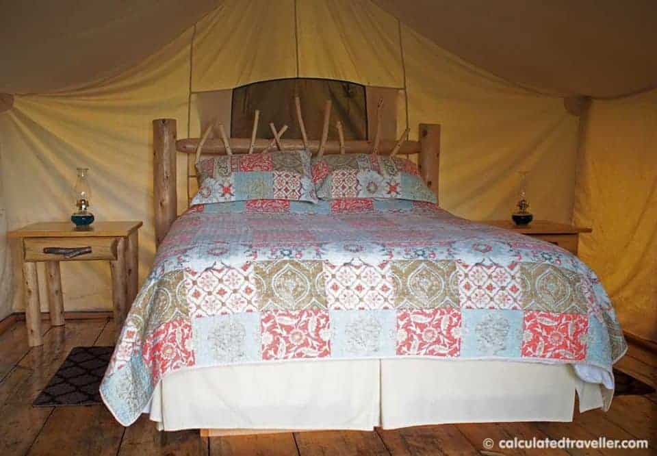Luxury Camping Moments at Oakwood Escape, Dunnville ON