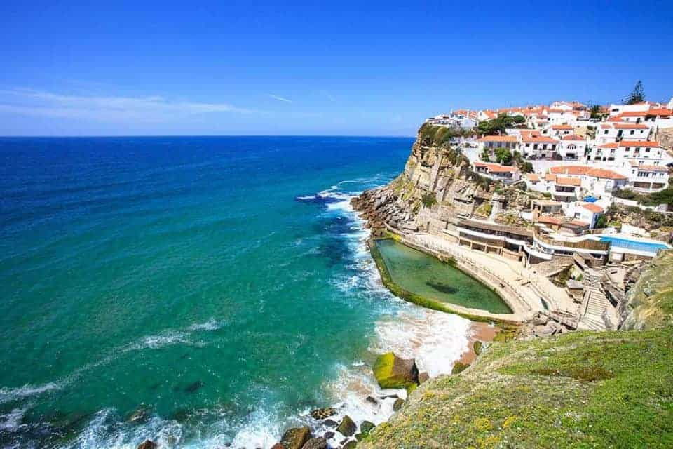 Top 5 Places to Celebrate your Honeymoon - Sintra Portugal