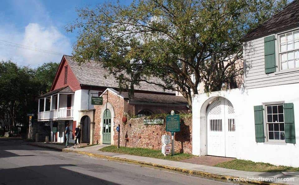 History, Sun and Tours in St. Augustine Florida