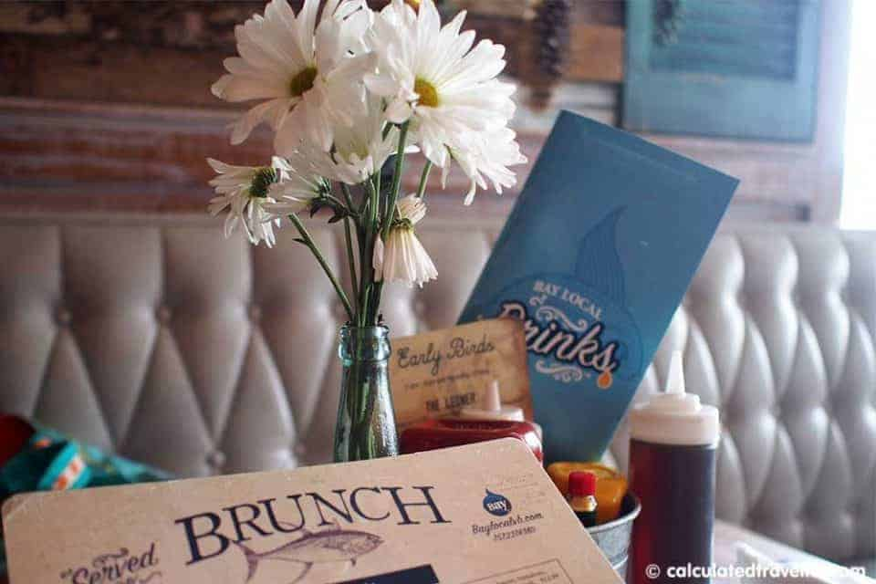 """A Bloody Blue Big Al Breakfast at Bay Local Eatery Virginia Beach"