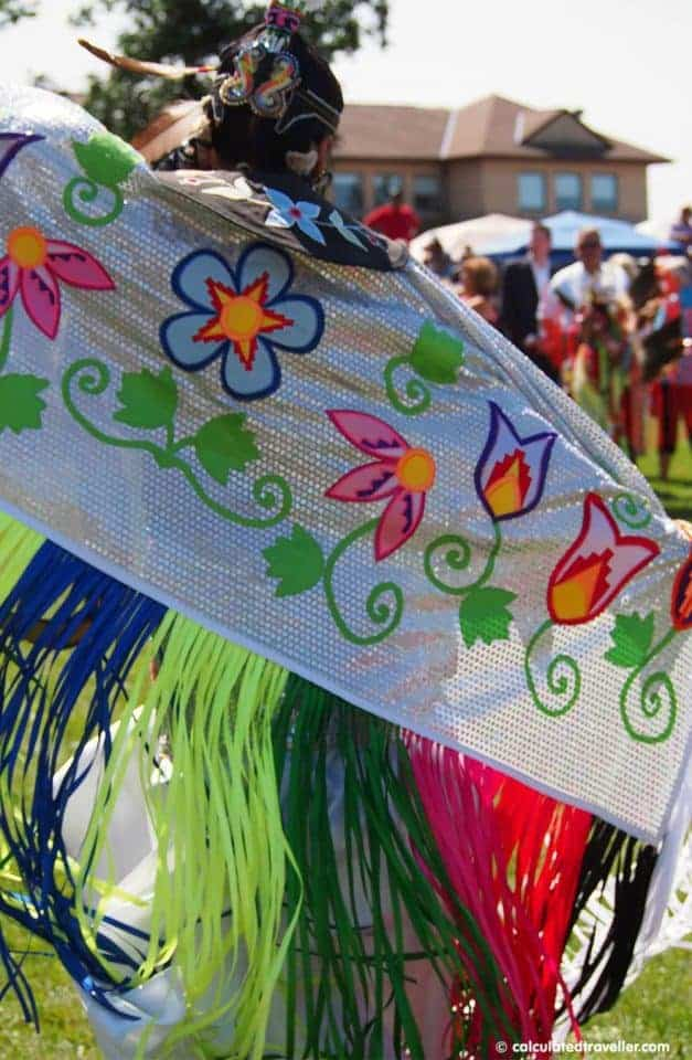 The Chippewas of Rama First Nation Pow Wow, Orillia, Ontario by Calculated Traveller