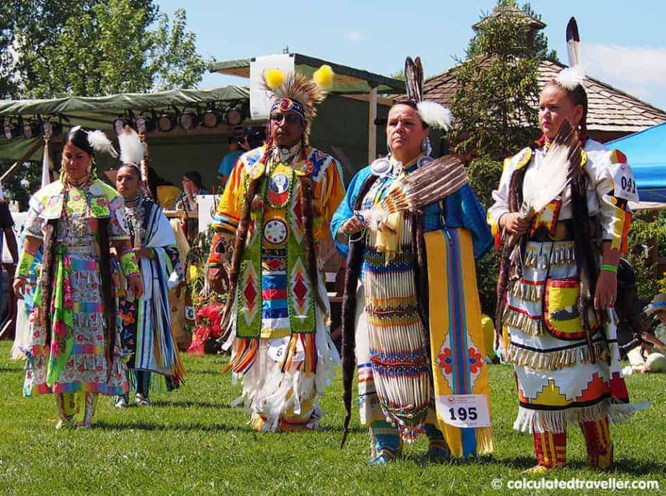 casino rama pow wow