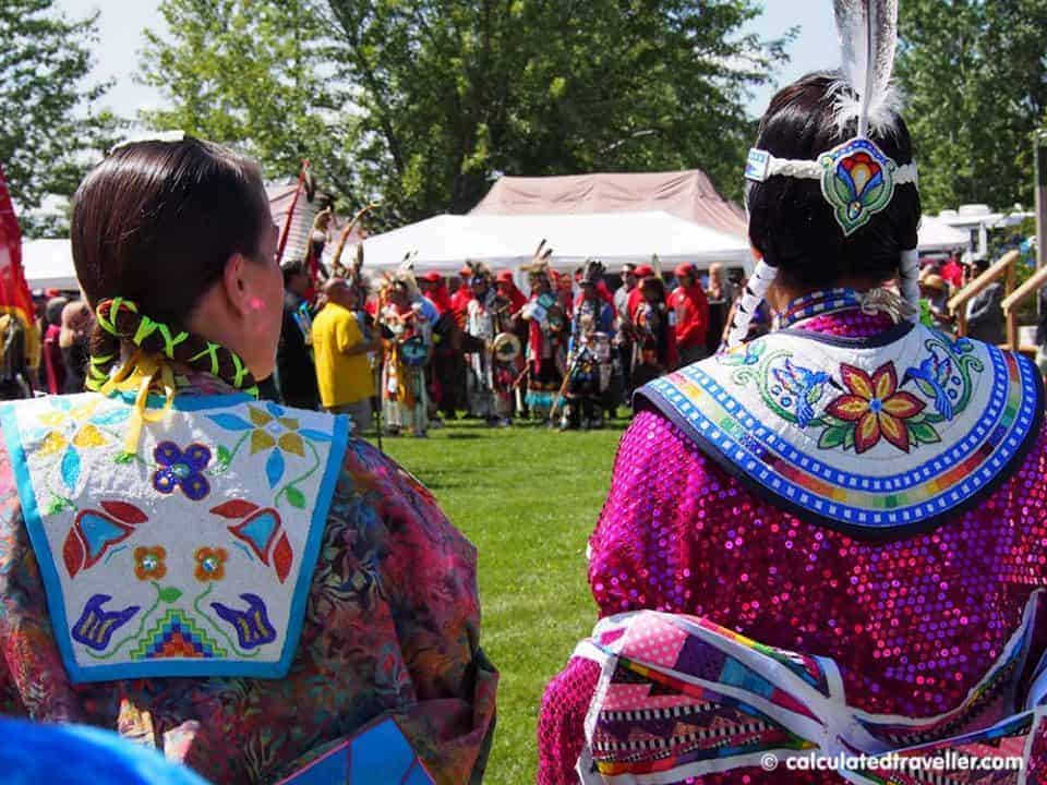 The Chippewas of Rama First Nation Pow Wow, Orillia, Ontario