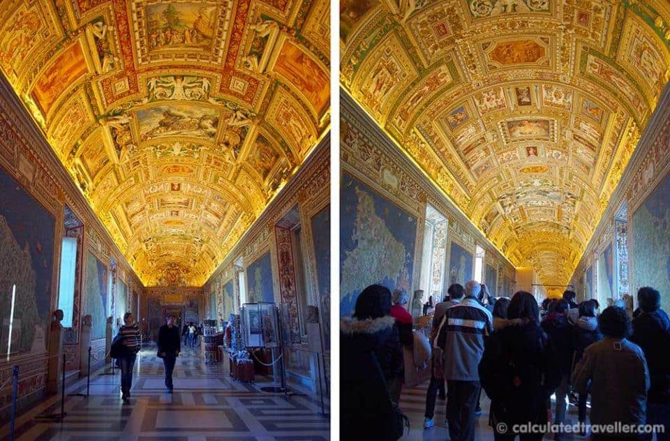 My (Almost) Private Tour of the Vatican with Walks of Italy - Gallery of Maps