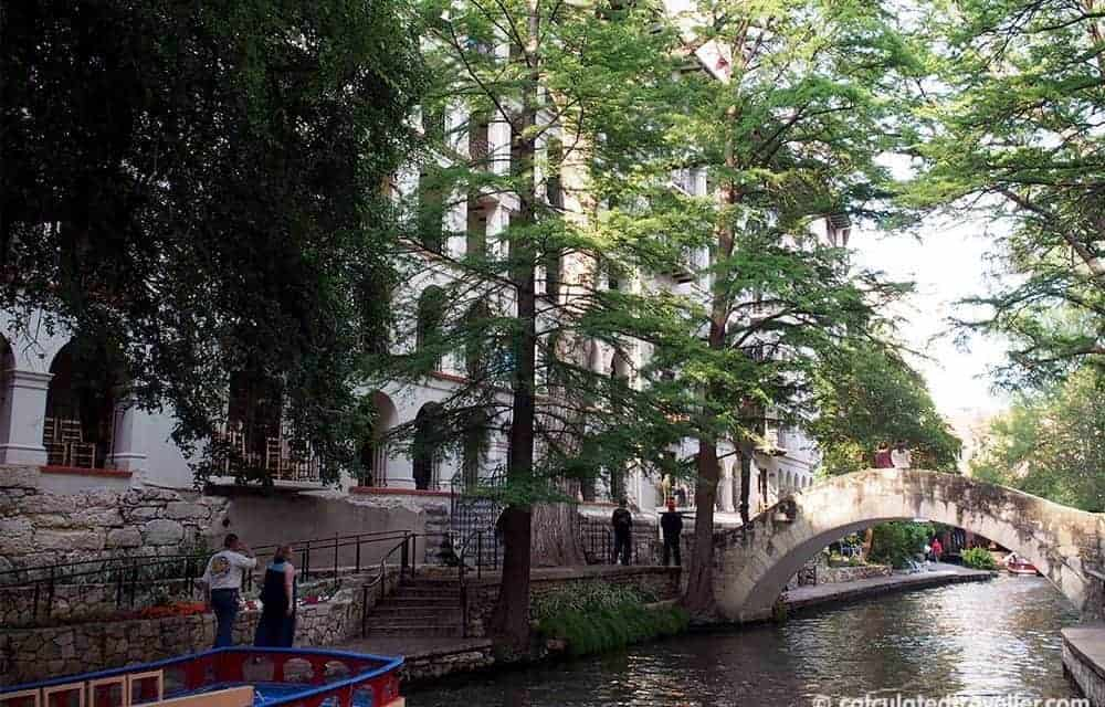 An Historical Stay on the River Walk in San Antonio Texas