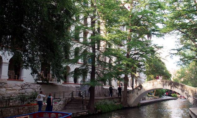 A Historical Stay on the River Walk in San Antonio Texas