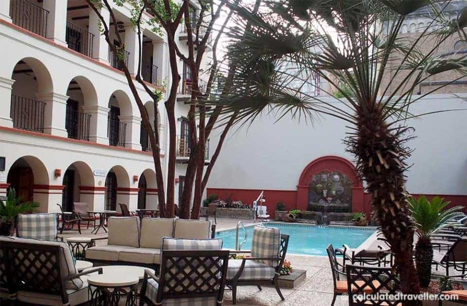 A Historical Stay on the River Walk in San Antonio Texas Omni La Maison del Rio
