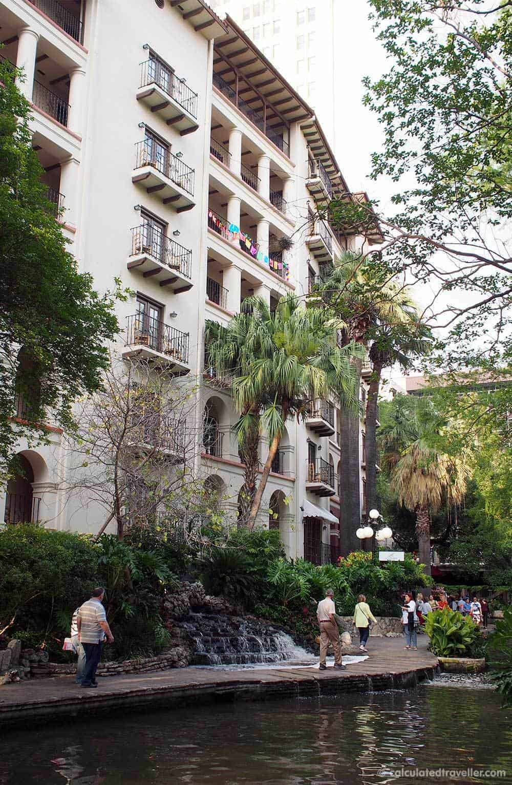 A Historical Stay on the River Walk in San Antonio Texas at the Omni La Maison del Rio Hotel. A review by Calculated Traveller