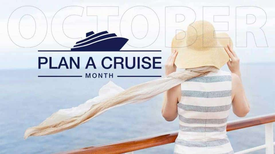 October - Plan a Cruise Month #CruiseSmile #Sweepstakes
