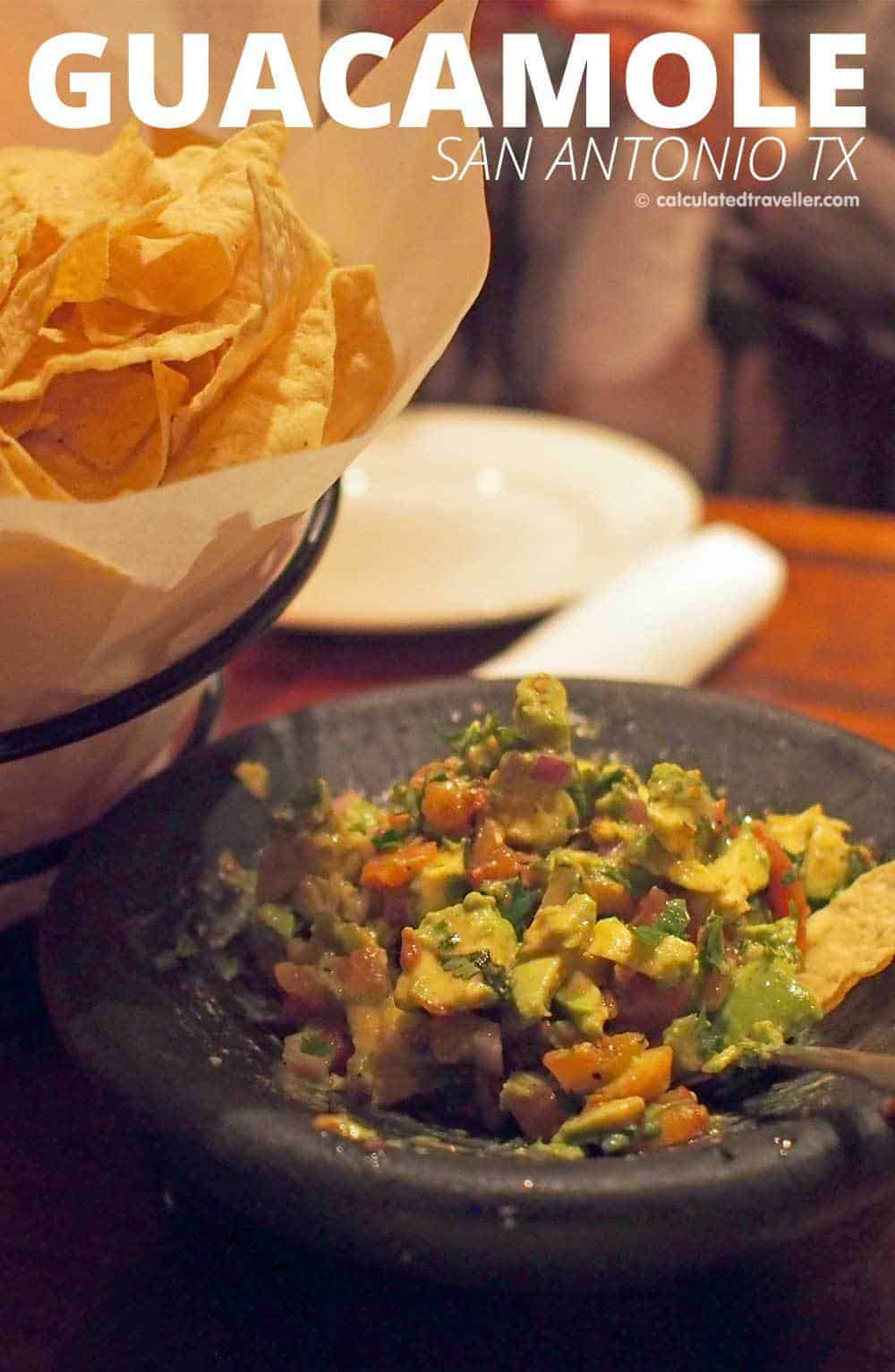 Getting my Guacamole on in San Antonio Texas - Boudro's San Antonio Texas Bistro - Boudro's Guacamole Recipe