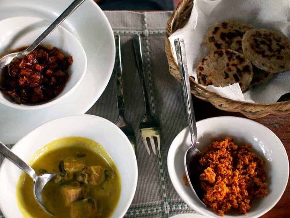 Nine Dishes in Nine Cities as Recommended by Nine Food Writers - Sri Lankan Curry