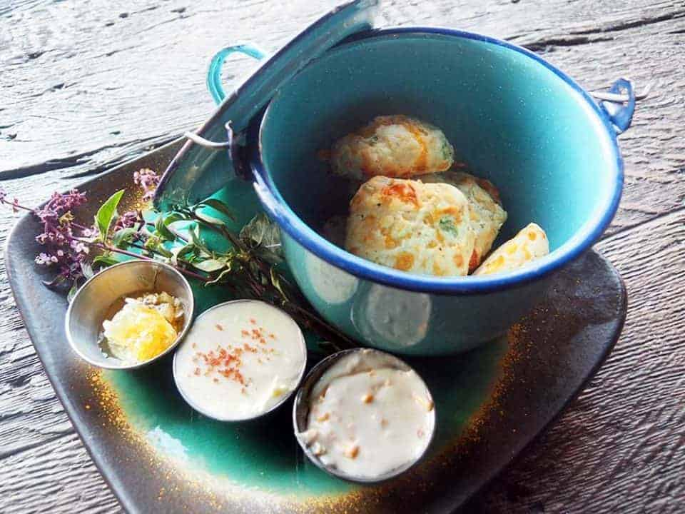 Nine Dishes in Nine Cities as Recommended by Nine Food Writers - Local Tap House Biscuits