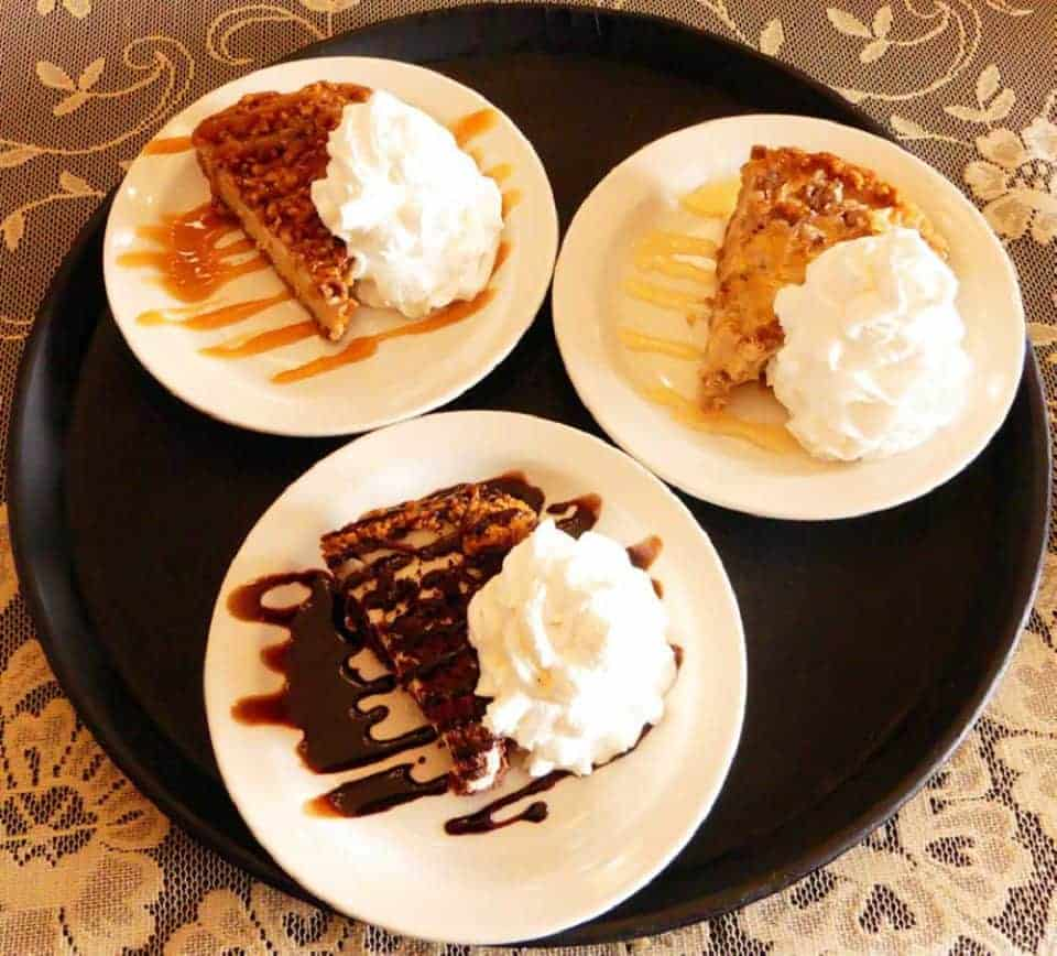 Nine Dishes in Nine Cities as Recommended by Nine Food Writers - Miss Hattie's Cheesecake
