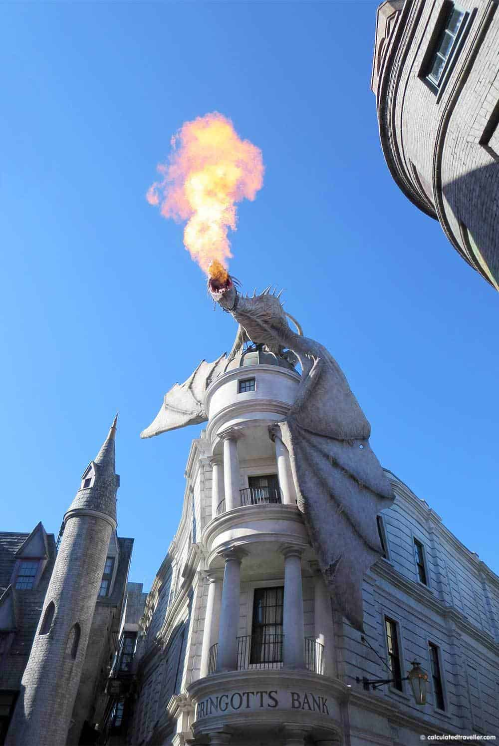 One day / Two parks Universal Studios Harry Potter Adventure - Gringotts