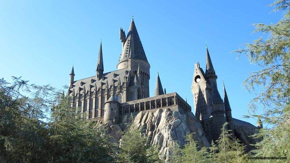One day / Two parks Universal Studios Harry Potter Adventure - Hogwarts
