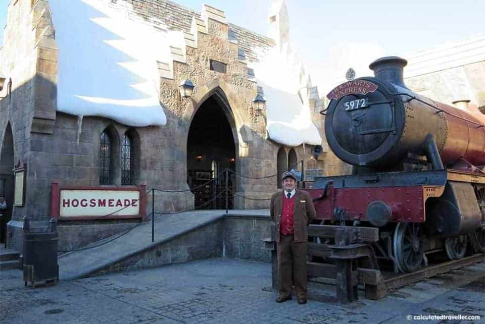 One day / Two parks Universal Studios Harry Potter Adventure - Hogwarts Express