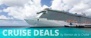Cruise Deals by Ramon de la Cruise