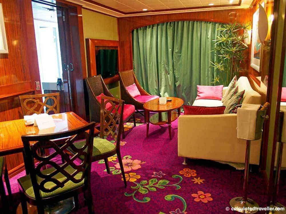 A Sweet Suite On Norwegian Cruises Norwegian Jade